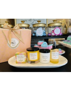 Humblebee's Toiletries Co. PEAR BLOSSOM MOTHER'S DAY GIFT SET