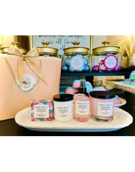 Humblebee's Toiletries Co. ROSE PETALS MOTHER'S DAY GIFT SET