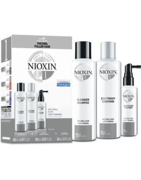 Nioxin Hair System Kit #1