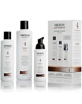 Nioxin Hair System Kit #4