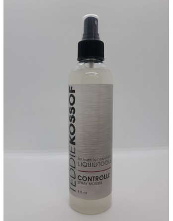 Teddie Kossof Controlle Spray Mousse