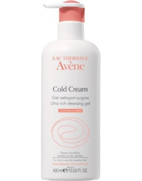 Cold Cream Ultra Rich Cleansing Gel