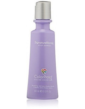 SignatureBlonde Violet Shampoo Travel