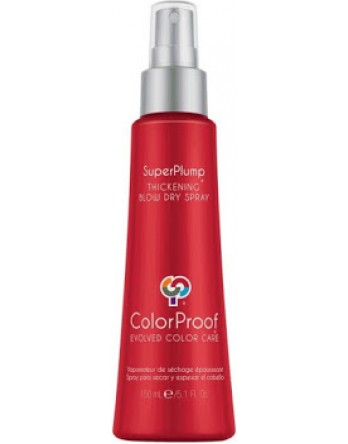 Superplump Thickening Blow Dry Spray
