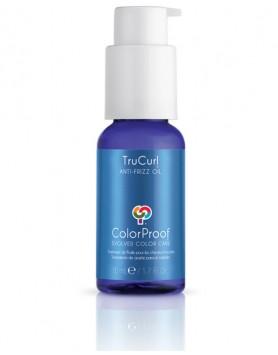 TruCurl Anti Frizz Oil