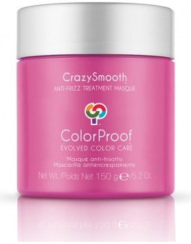 Crazy Smooth Anti-Frizz Treatment Masque