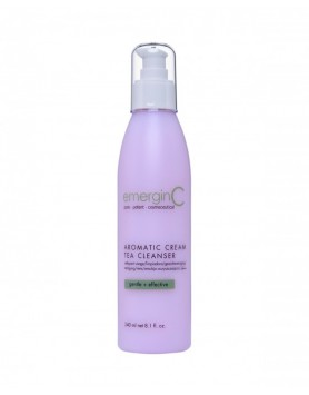 aromatic cream tea cleanser