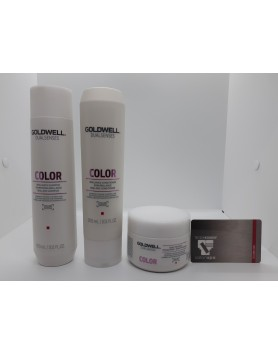Goldwell Color Gift set + FREE $25 TK Gift Card