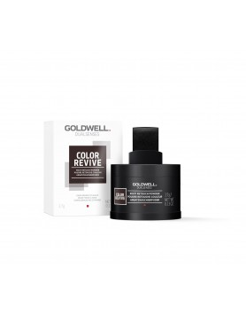 Goldwell - Color Revive Root Retouch Powder - Dark Brown to Black