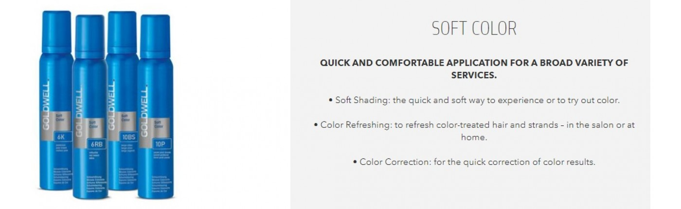 Goldwell - Soft Color