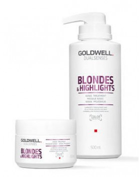 Dual Senses Blondes & Highlights 60 Sec Tr L