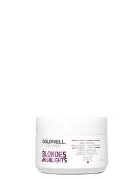 Dual Senses Blondes & Highlights 60 Sec Treat