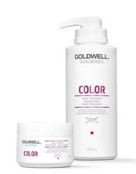 Dual Senses Color 60 Sec Treat L