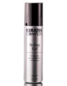 Keratin Complex - Styling Gel