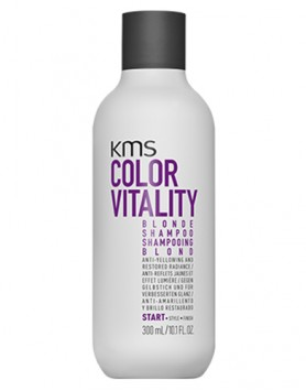 Kms Color Vitality Blonde Shampoo