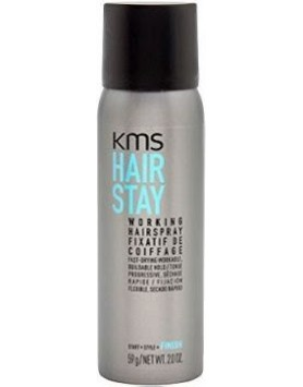 Kms Hair Stay Working Spray Travel