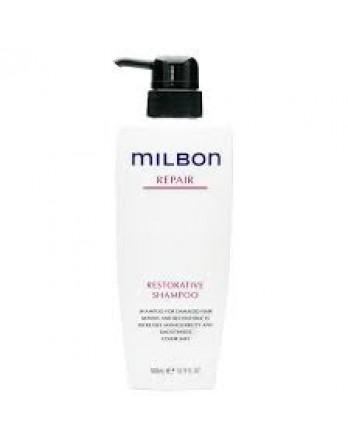 Milbon Repair Restorative Shampoo Pump