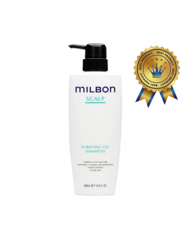 MILBON SCALP PURIFYING GEL SHAMPOO PUMP