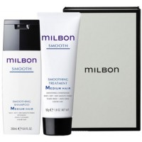 *Milbon Holiday Gift Set Smooth for Medium Hair