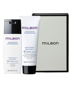 *Milbon Holiday Gift Set Smooth for Coarse Hair