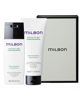 Milbon Holiday Gift Set Moisture Shampoo & Conditioner