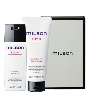 *Milbon Holiday Gift Set Repair Shampoo & Conditioner