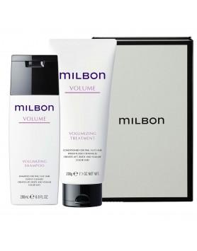 Milbon Holiday Gift Set Volumizing Shampoo & Conditioner