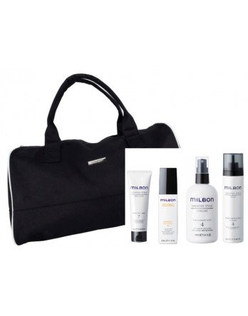 *Milbon Hair Styling Set - Free Duffle Bag Deal!