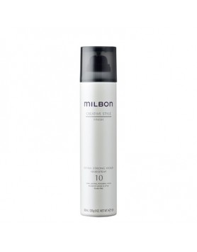Milbon Extra Strong Hold Hairspray #10