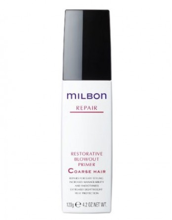 Milbon Repair Restorative Blowout Primer Coarse Hair