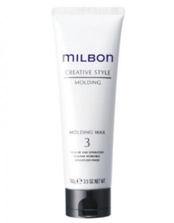 Milbon Creative Style Molding Wax # 3