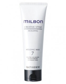 Milbon Creative Style Molding Wax#7