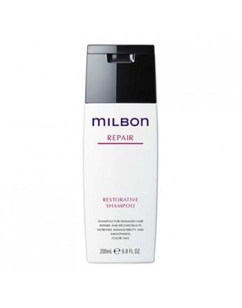 Milbon Repair Restorative Shampoo
