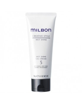 Milbon Creative Style Wet Shine #5