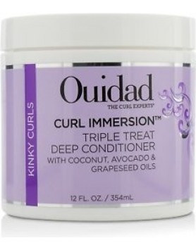 Curl  Immersion Triple Treat Conditioner