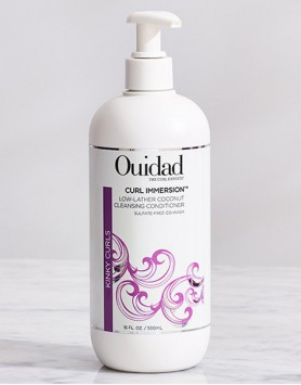 Curl  Immersion Coconut Cleansing Conditioner