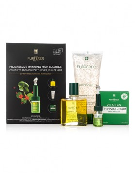 TRIPHASIC 4-Step Kit-Hereditary Hair Loss