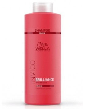 Brilliance Coarse Colored Hair Shampoo Liter