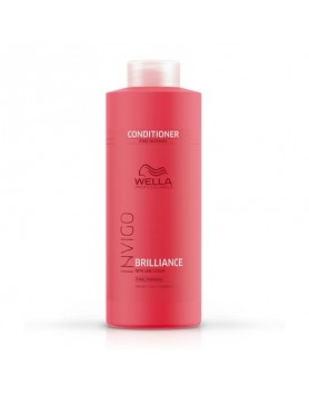 Brilliance Fine To Normal Colored Hair Conditioner Liter