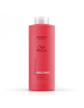 Brilliance Fine To Normal Colored Hair Shampoo Liter