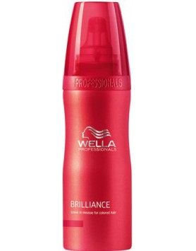 Brilliance Leave In Mousse