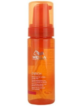 Enrich Bouncy Foam For Wavy Curly Hair