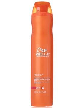 Enrich Moisturizing Shampoo For Coarse Hair